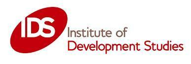 instititue-of-development-studies